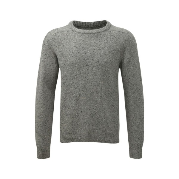Finisterre Grey Jumper Cycling