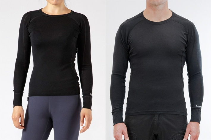 Howies Merino Base Layer