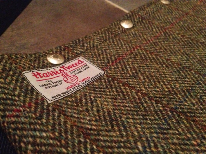 Il Signoir Harris Tweed