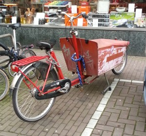 Amsterdam Cargo Bike