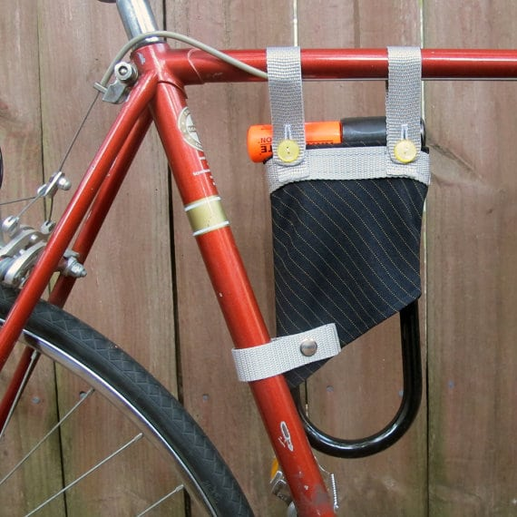 U-lock Holder Bicycle