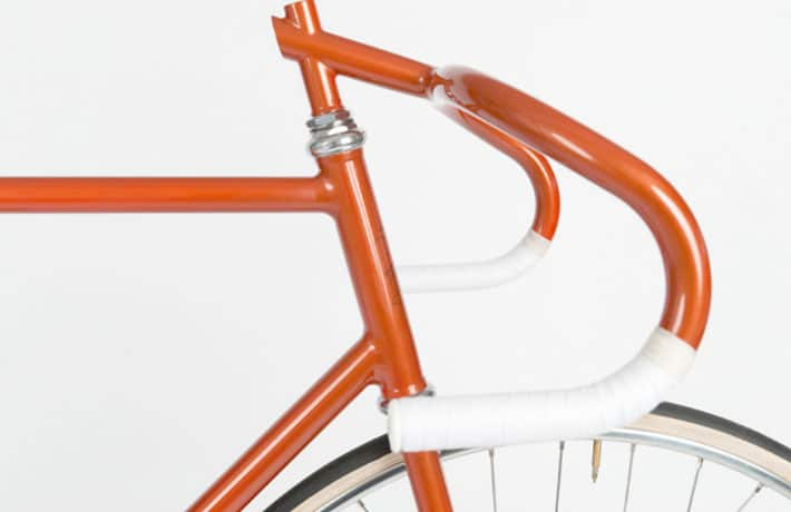 Donhue Bicycle Orange