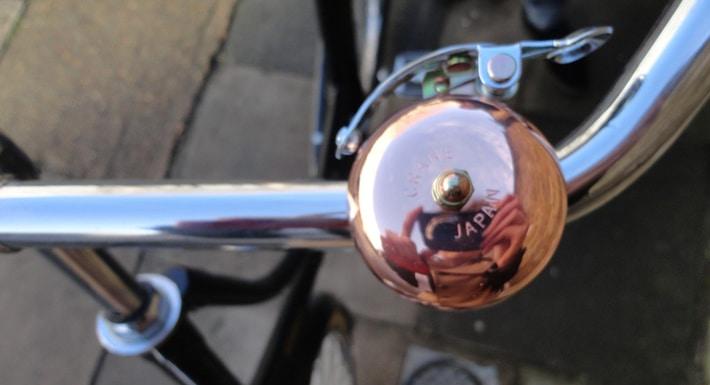 Bronze Bike Bell