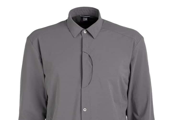 Union 34 Shirt Cycling Grey