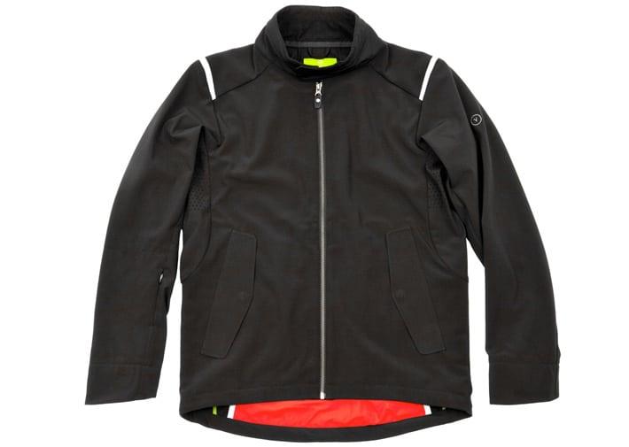 Vulpine Softshell Jacket Cycling