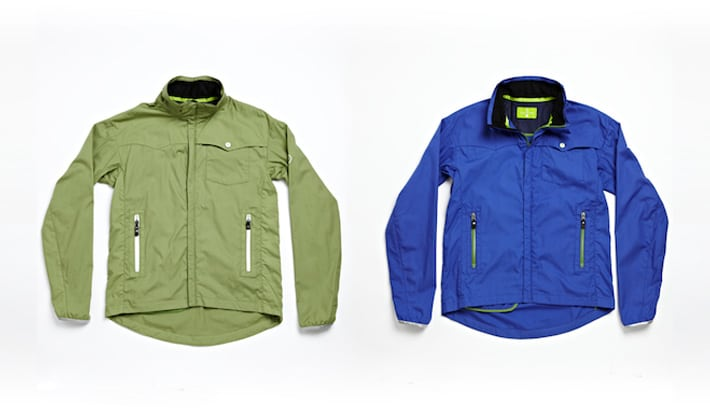 Vulpine Harrington Cycling Jacket