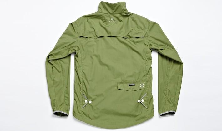 Vulpine Harrington Jacket Green