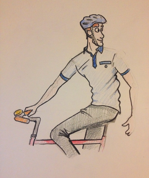 Cafe du Cycliste Simone Jersey
