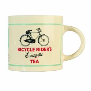 Bicycle Riders Favourite Tea Cycling Mug