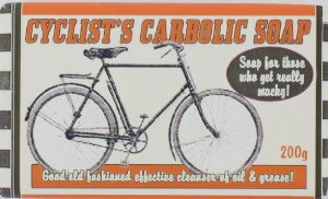 Cyclist's Carbolic Soap