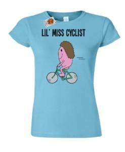 Lil Miss Cyclist Sky Blue