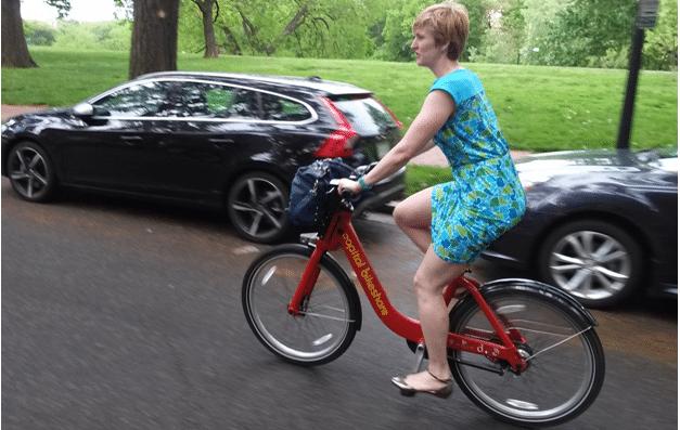 REI cycling-dress