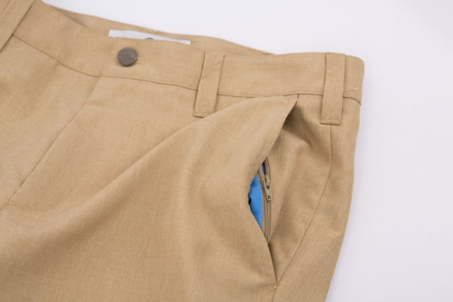 Bluff Works Wrinkle-Free Cycling Pants