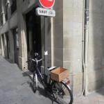 Bordeaux Bicycle