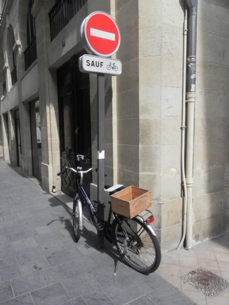 Bordeaux Bicycle