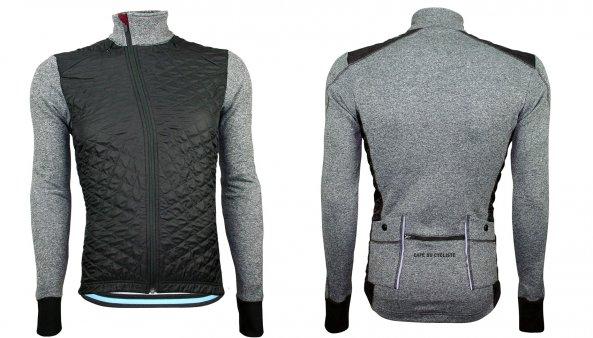 Cafe du Cycliste Heidi Winter Jacket