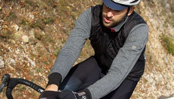 Cafe du Cycliste Winter Jacket Cycling