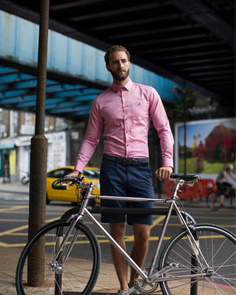 Ted Baker Cycling Shirt