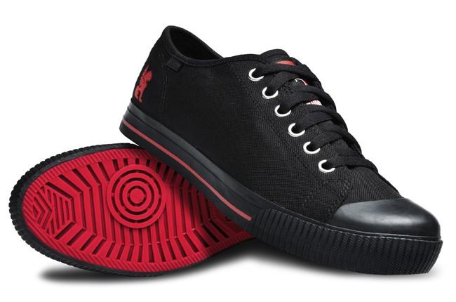 Chrome-Cycling-Shoes