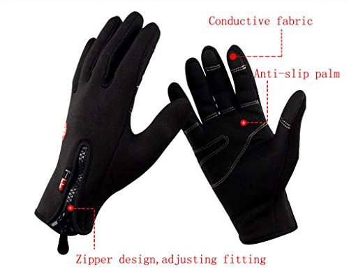 Cycling Smart Phone Gloves
