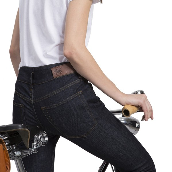 Ladies Cycling  Jeans Ligne 8