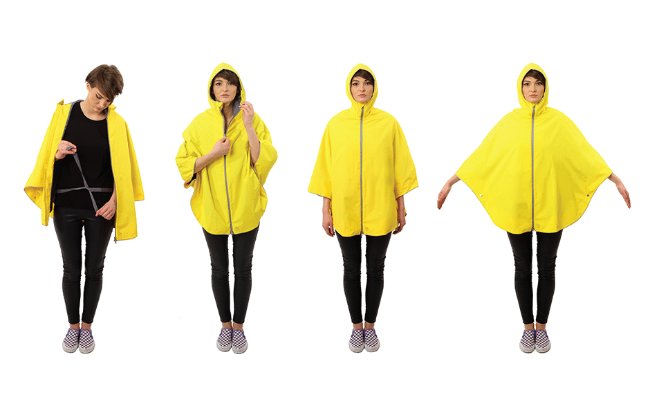 Otto Waterproof Cape