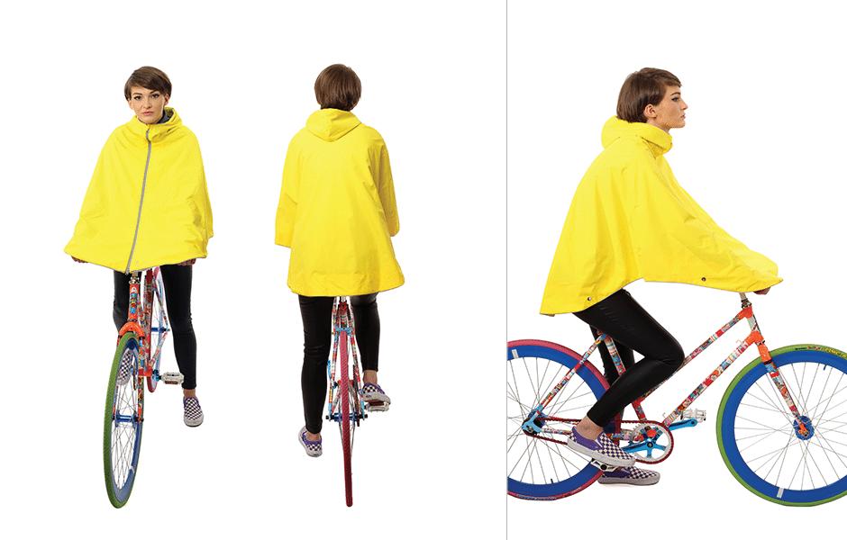 Otto Waterproof Cycling Cape