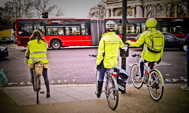7 Common British Cyclists: A Spotter's Guide