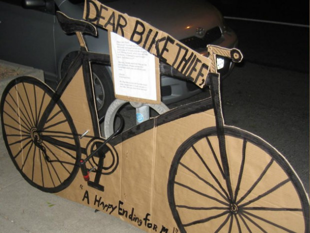 Dear Bicycle Thief