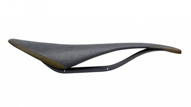 Minimalistic bike saddle