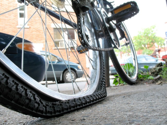 Flat-Bike-Tyre