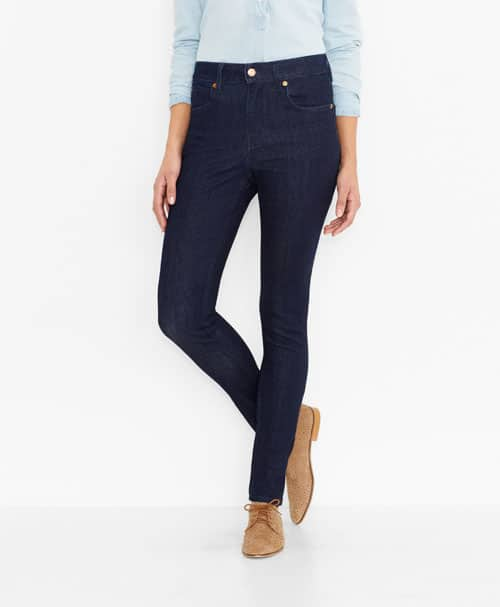 Levis Commuter Jeans Cycling Ladies