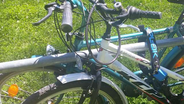 Hiplok Bike Lock
