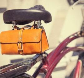 Port Hardy Rider Saddle Bag