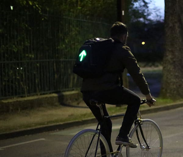 GO LED Cycling Backpack
