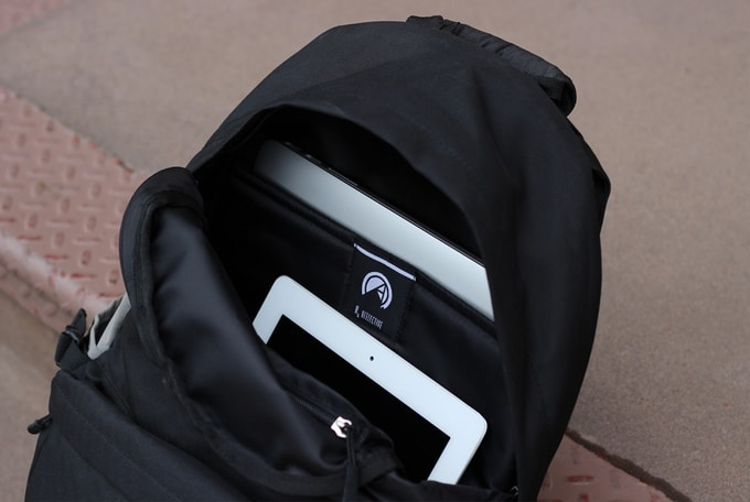 Reflective Backpack Cycling