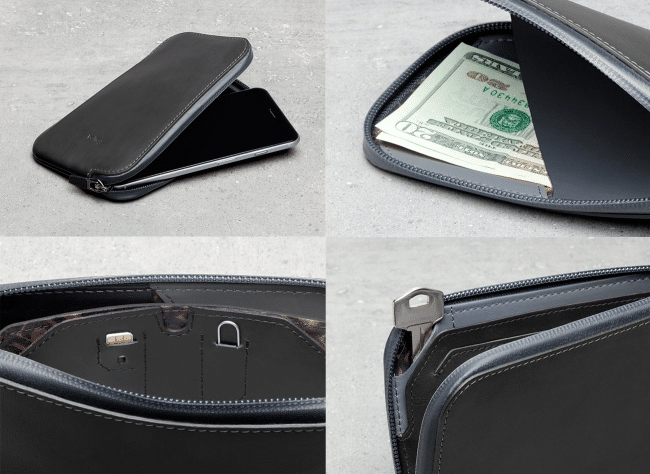 Bellroy Elements Phone Pocket Plus Wallet