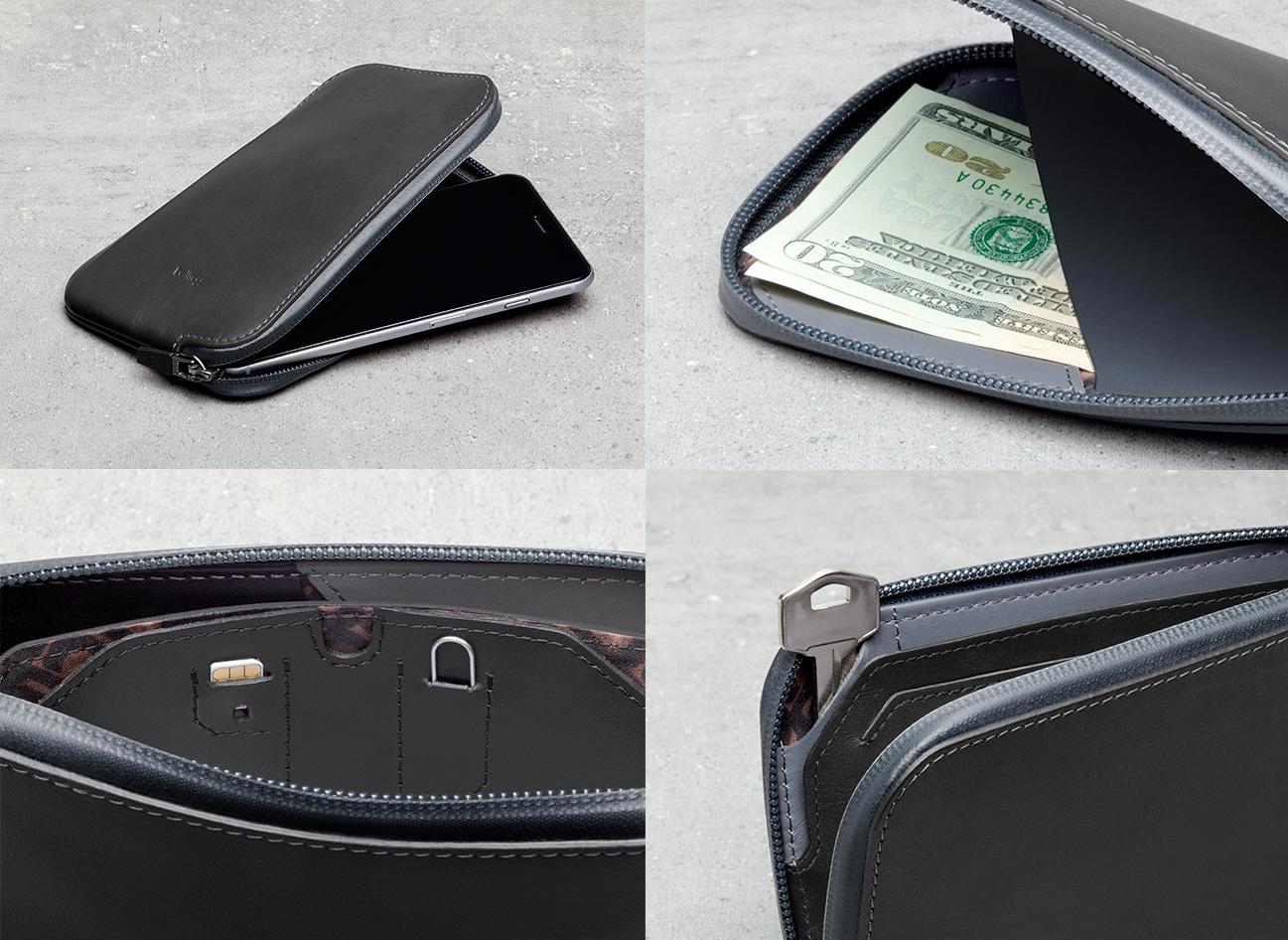 e07c57bb9d Bellroy Elements Phone Pocket Plus - Review | Discerning Cyclist