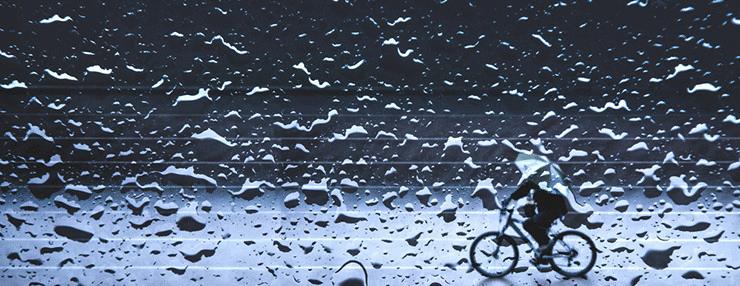 Cycling Rain