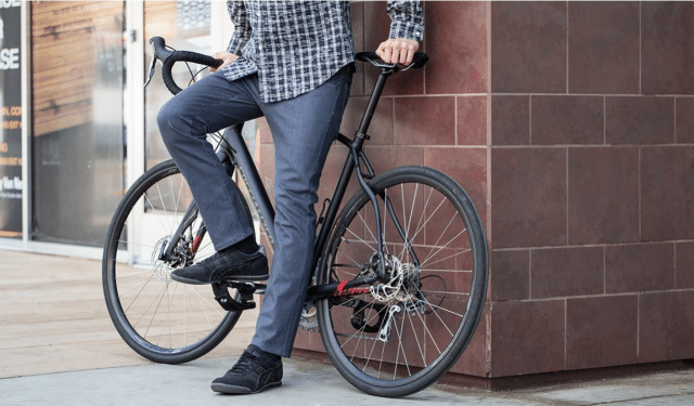 Betabrand Bike to Work