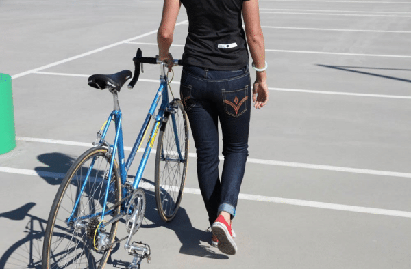 Creux Womens Cycling Jeans