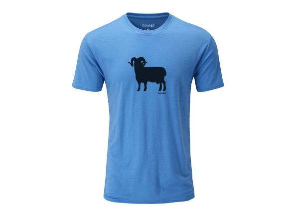 Howies Black Sheep Merino T-shirt