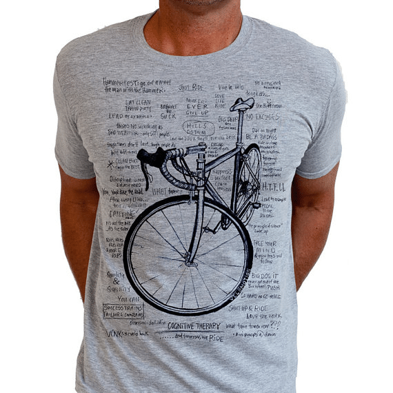 Cognitive Therapy Cycology T-shirt