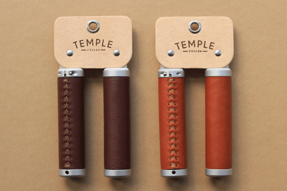 Temple Bicycle Grips