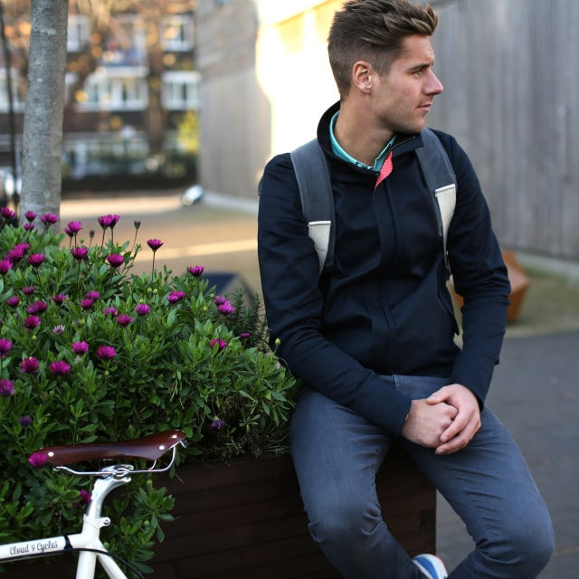 LUMO Herne Hill Harrington Jacket Cycling