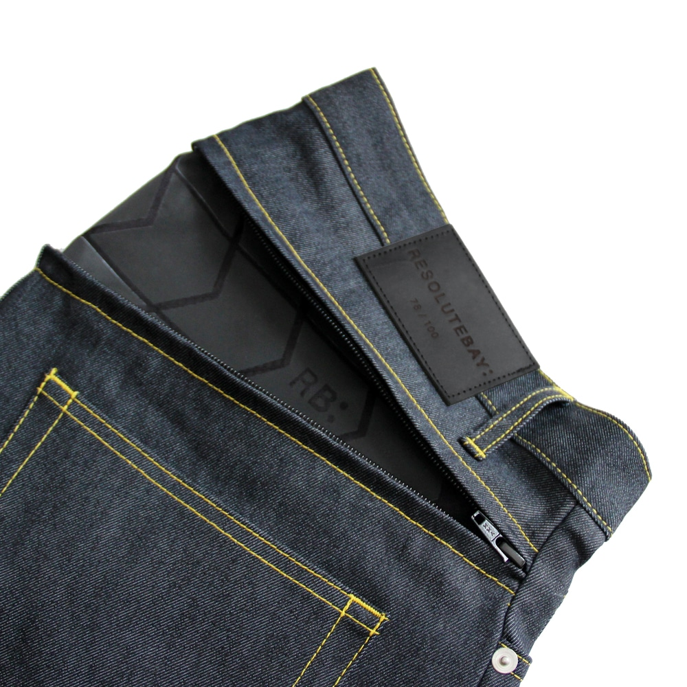 Resolute Bay Cordura Jeans Reflective