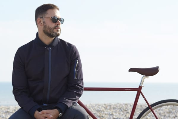 LUMO Bomber Cycling Jacket