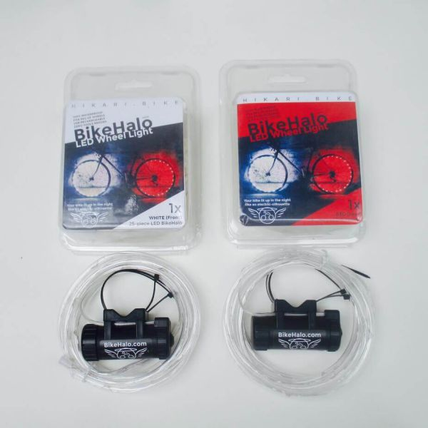 BikeHalo LED Wheel Lights