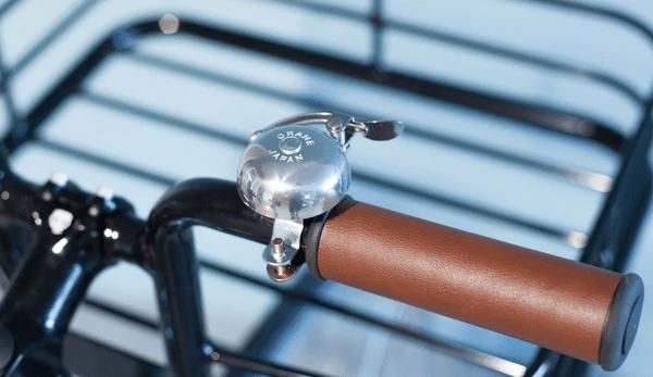 TRUMPET Copper Bike Bicycle Horn Bell fits Standard Handlebars