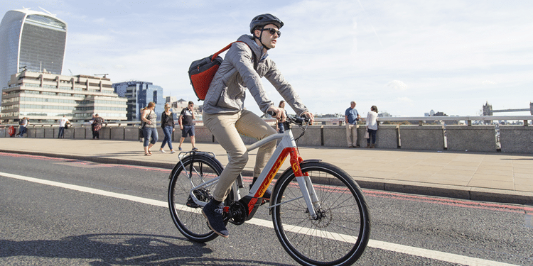 Why Electric Bikes are Key to Cycling Growth in Cities ...